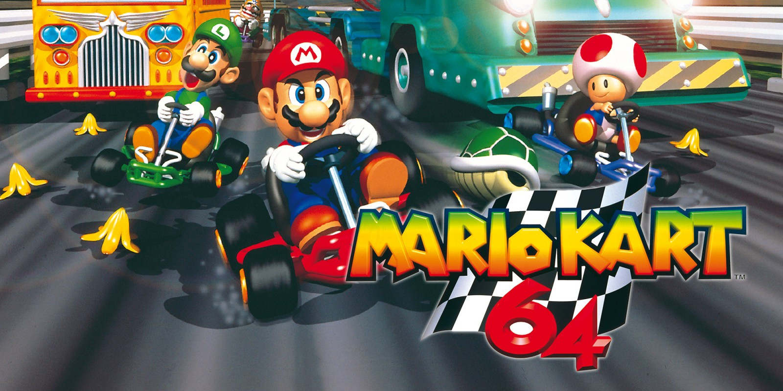 MARIO KART 64 GAME REVIEW.