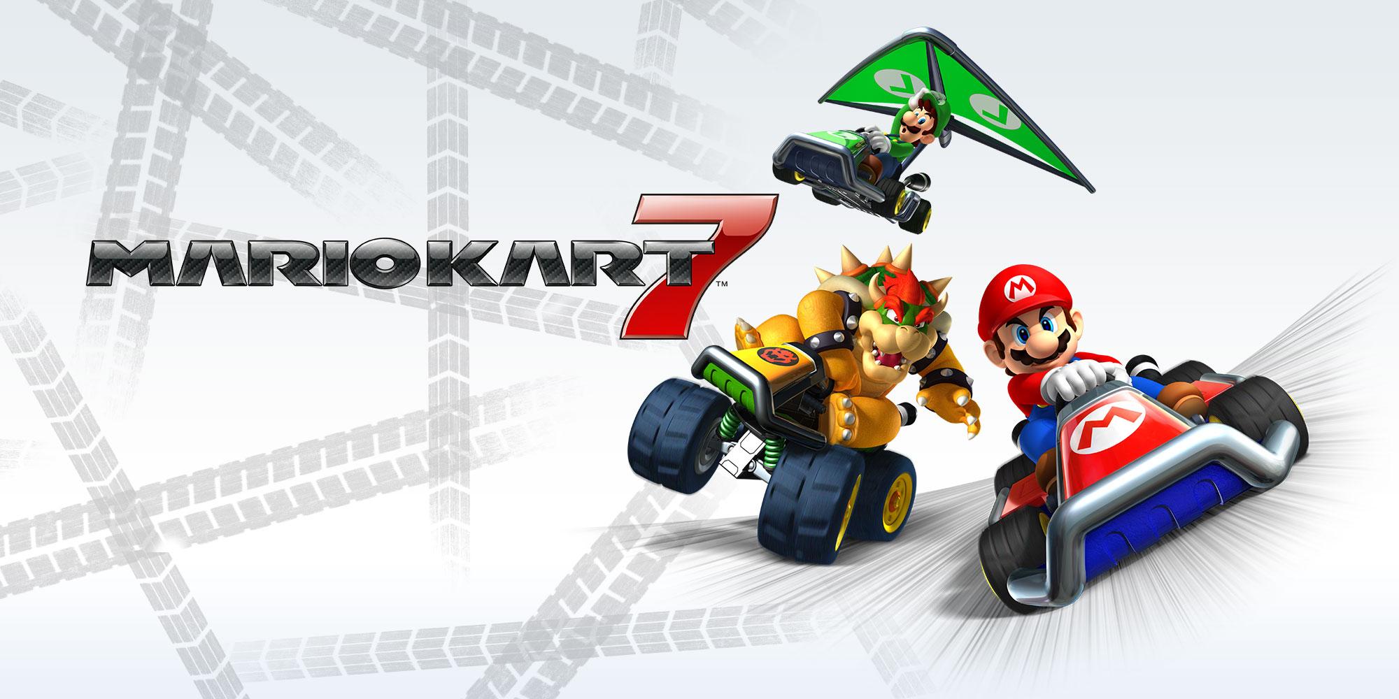 Mario Kart 7.