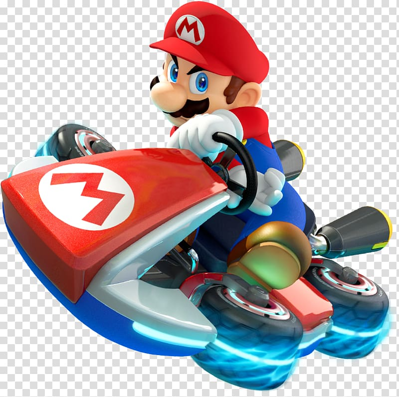 Super Mario World , Mario Kart 8 Deluxe New Super Mario Bros.