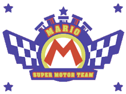 List of sponsors in Mario Kart 8 and Mario Kart 8 Deluxe.