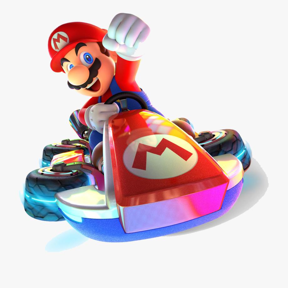 Mario Kart Png.