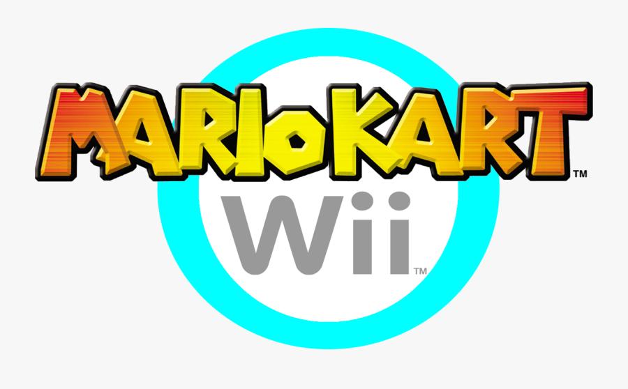 Mario Kart Wii.