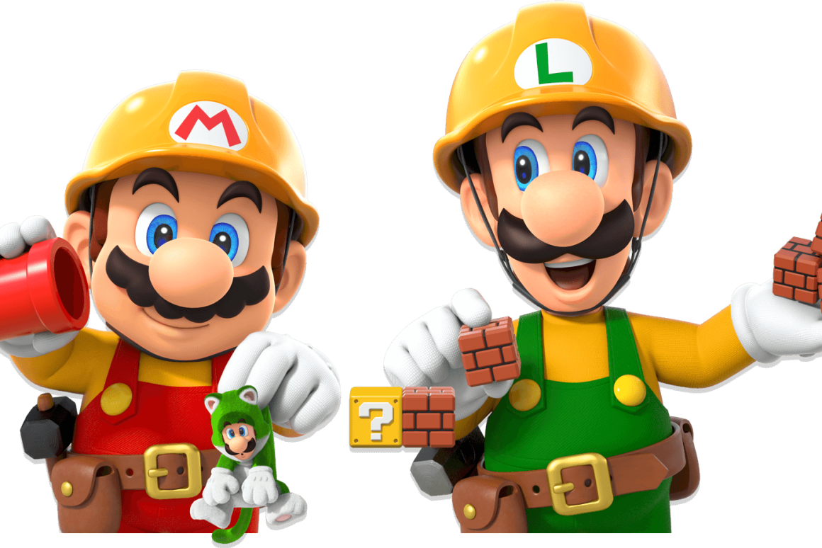 Why Super Mario Maker 2 is the game my daughter and I have.