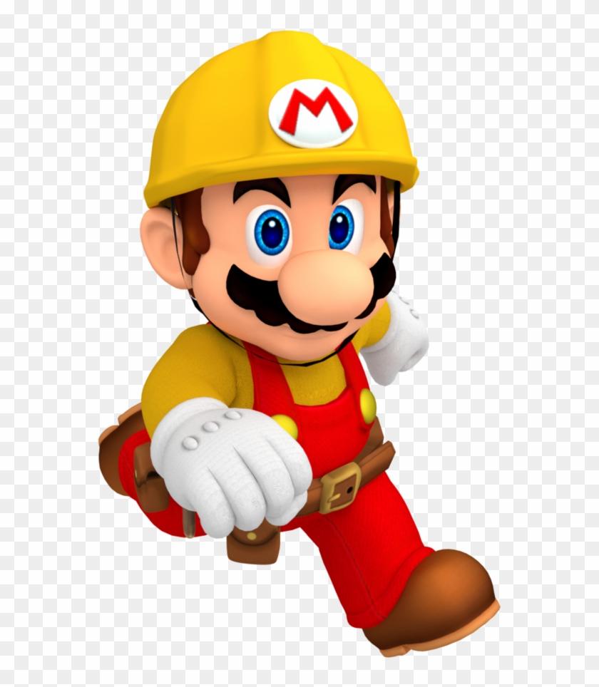 Super Mario Maker Png, Transparent Png (#971694), Free.