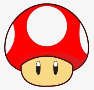 Mario Mushroom PNG, Transparent Mario Mushroom PNG Image.