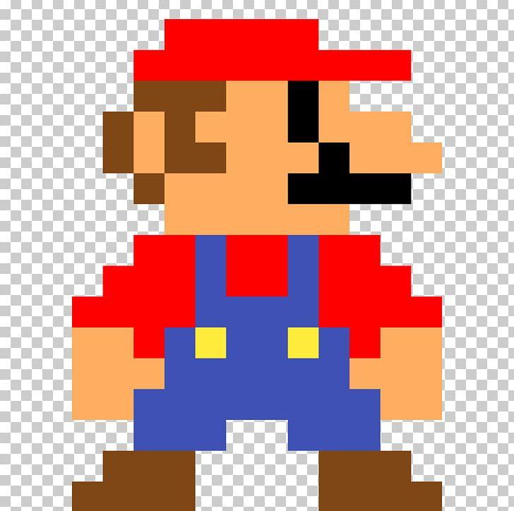 Luigi Super Mario Bros. Pixel Art PNG, Clipart, 8bit Color.