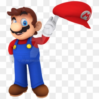 Mario PNG Transparent For Free Download.