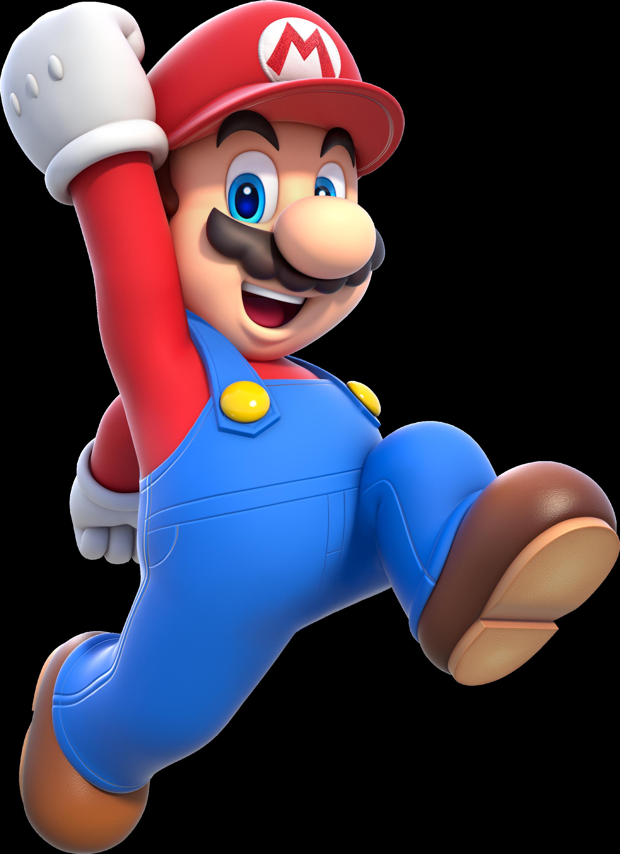Super Mario PNG Image.