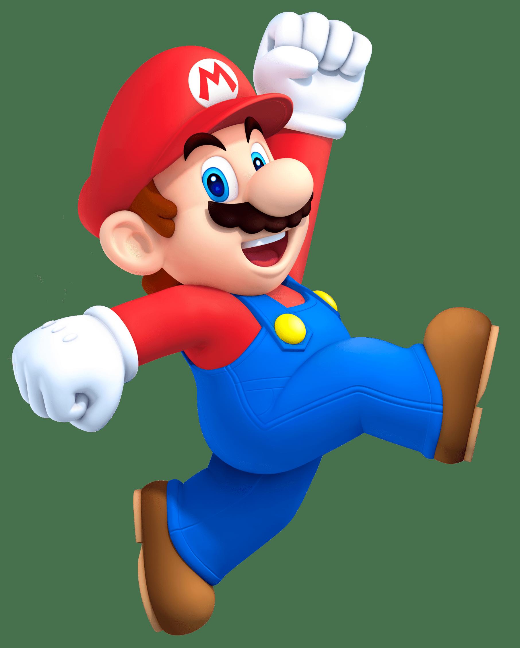 Mario transparent PNG.