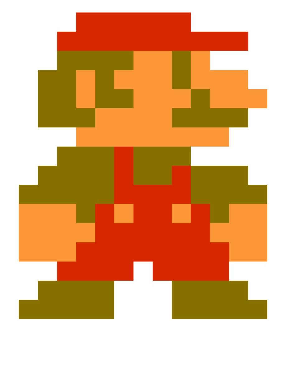 Mario Sprite.