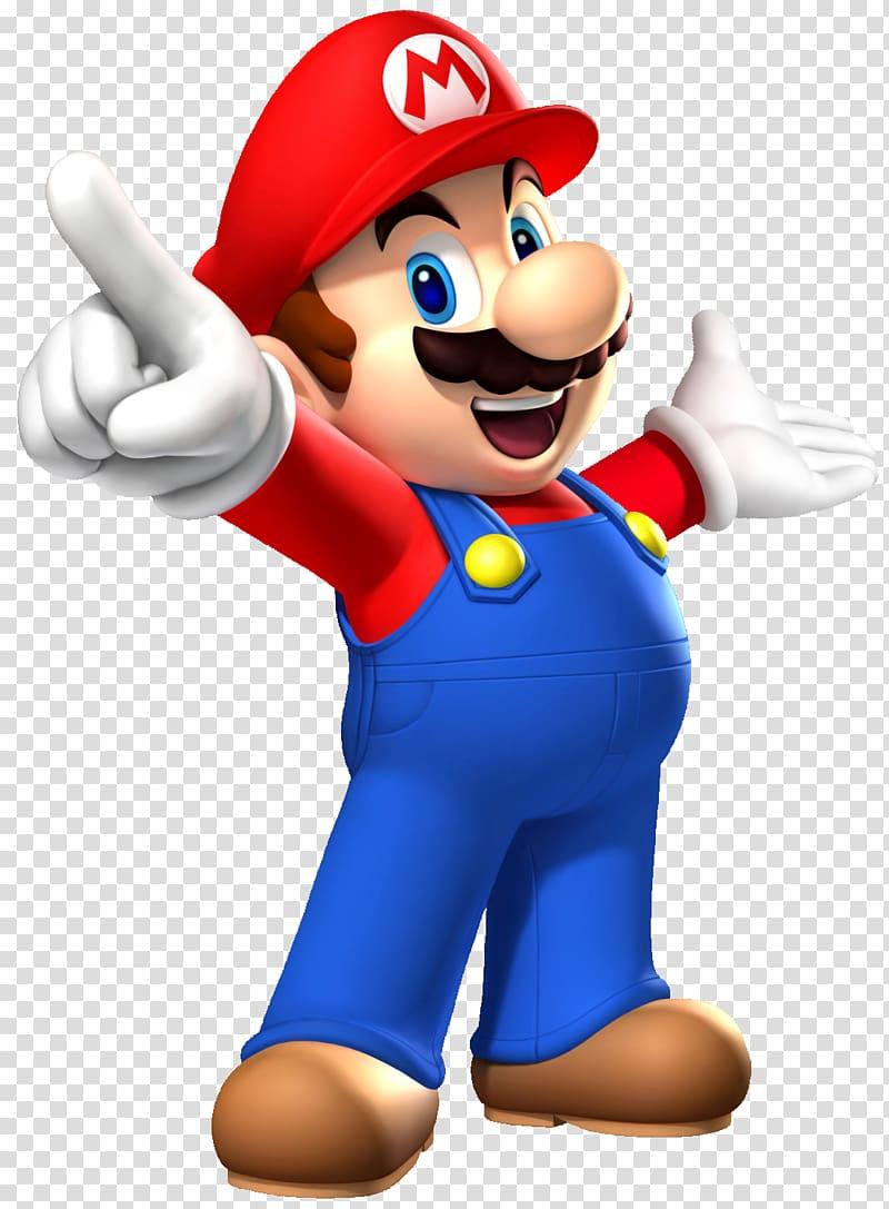 Super Mario Bros. Super Mario World Luigi, mario transparent.