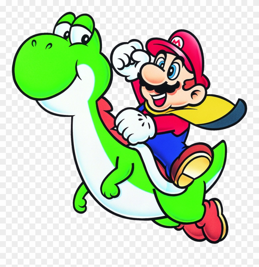 Super Mario Clipart Original.