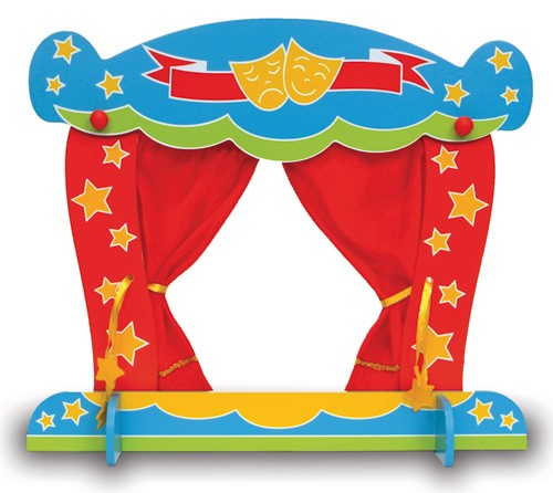 Finger Puppet Theatre.