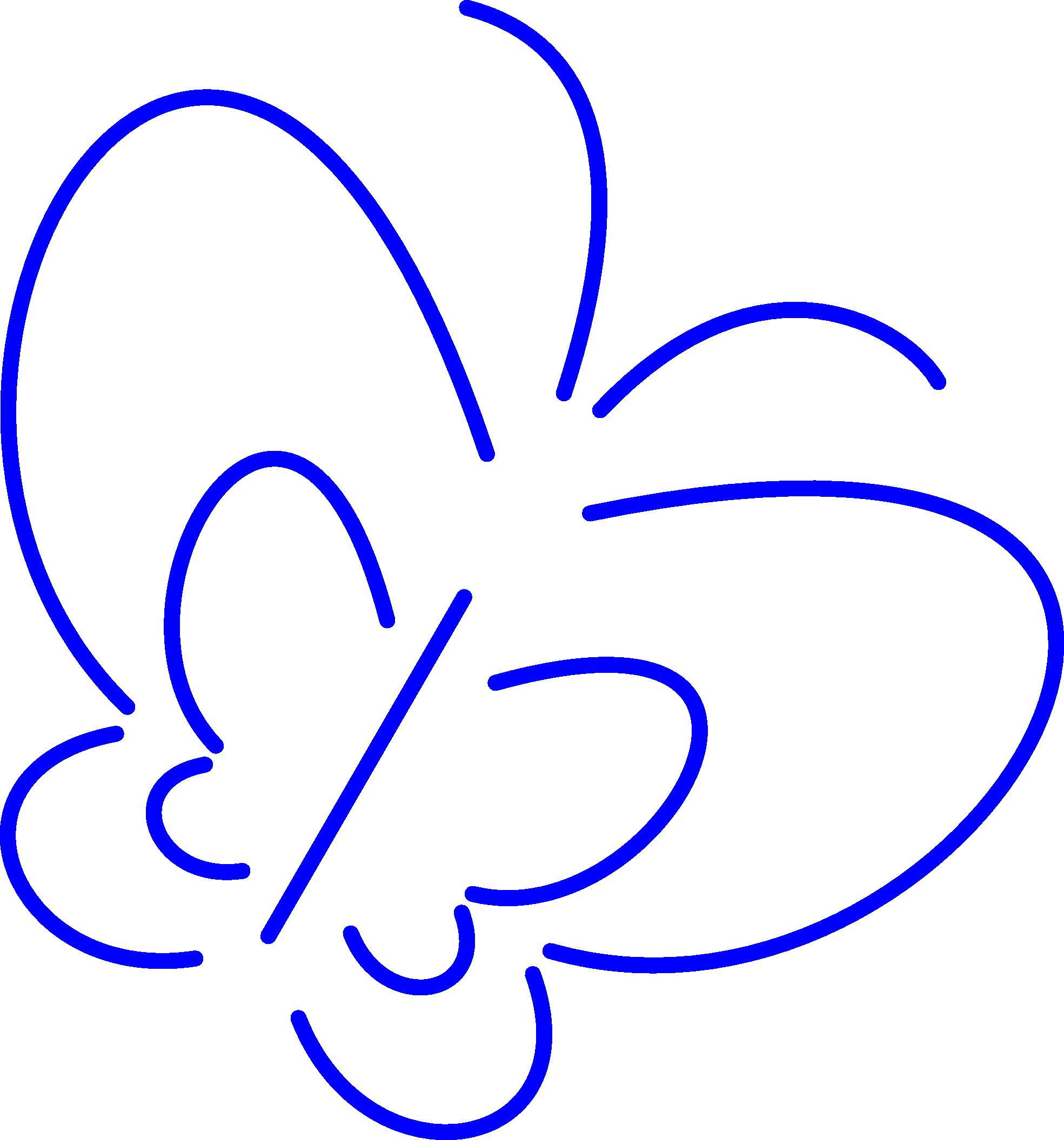clipartist.net » Clip Art » Butterfly mar y posa mariposa.