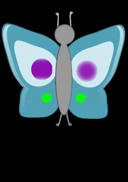 Mariposa Clipart Medium Size #VkIWJ7.