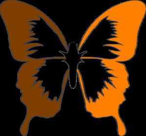 Mariposa Clip Art at Clker.com.