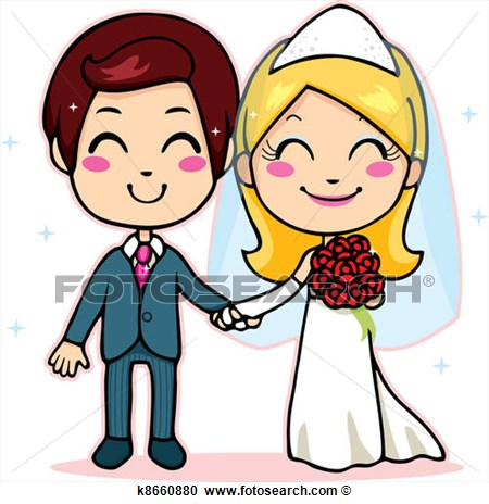 Clipart marriage.