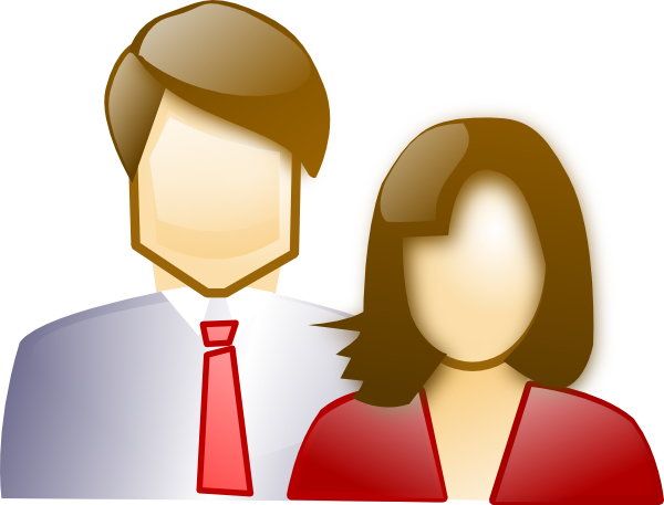 Marital Issues Clip Art.