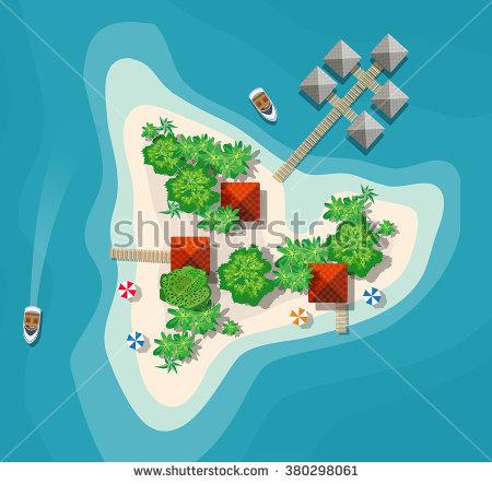 Caribbean Islands Map Stock Photos, Royalty.