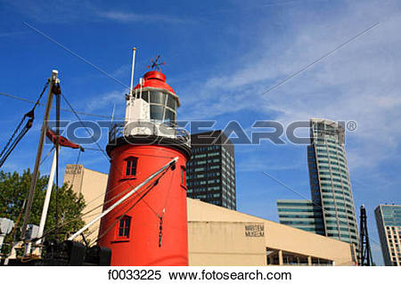 Stock Image of The Netherlands, South Holland, Rotterdam, maritime.