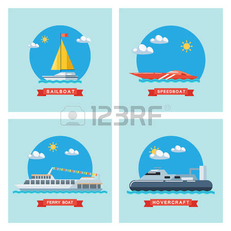 Maritime Transport Cliparts, Stock Vector And Royalty Free.
