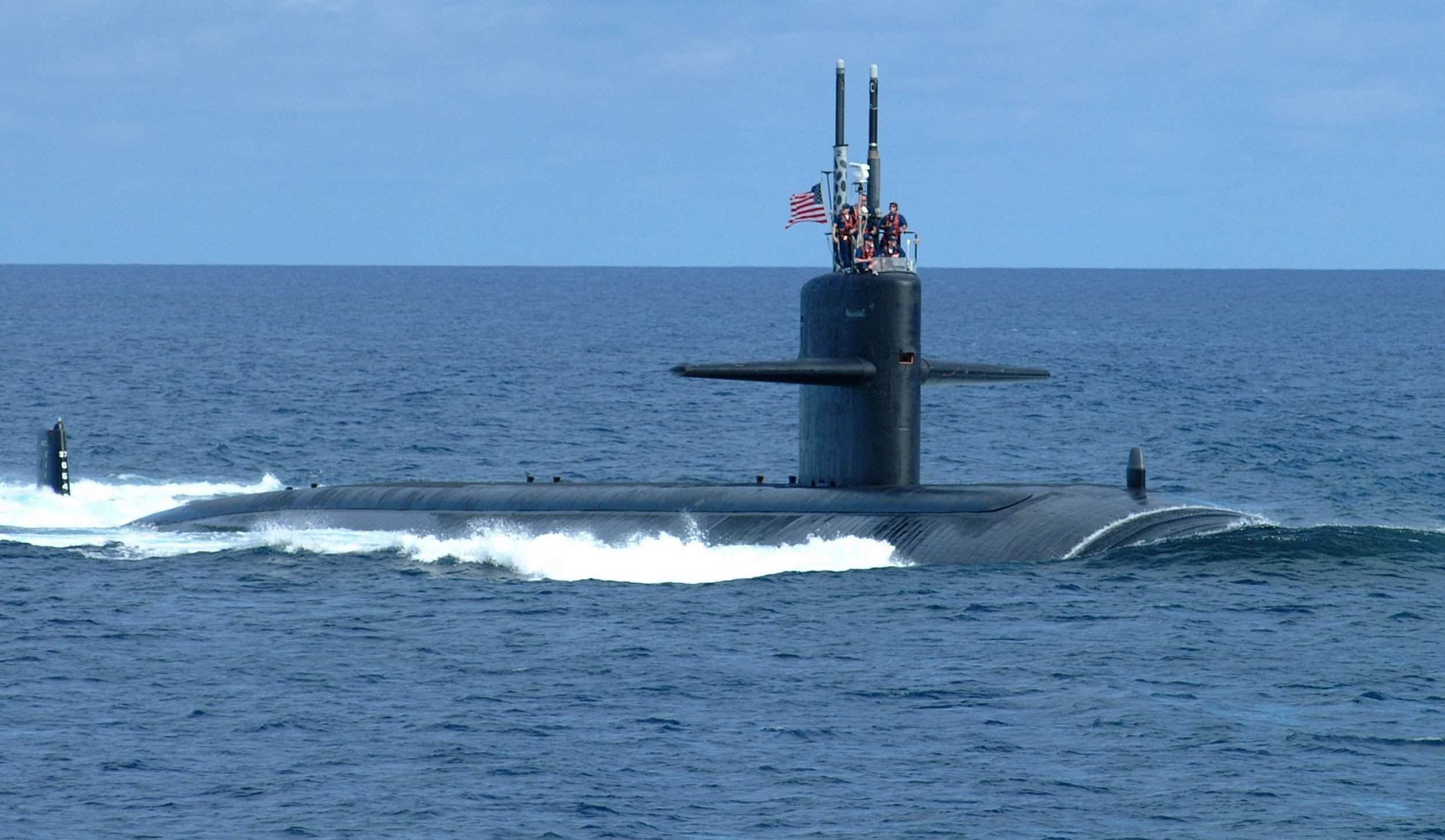 Submarine Photo Index.