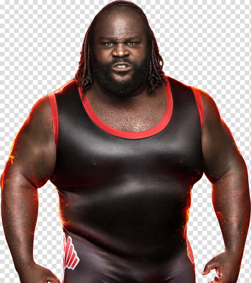 Mark henry Render transparent background PNG clipart.