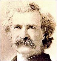 Mark Twain Clip Art Download.