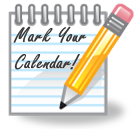 Clip art mark your calendar clipart images gallery for free.