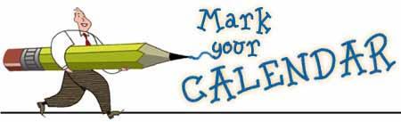 Best Mark Your Calendar Clip Art #23064.