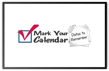 Best Mark Your Calendar Clip Art #23068.