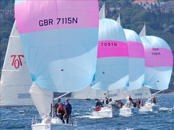 Scarborough Yacht Club North Sea Race to start on 1st July.