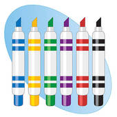marker clipart #CoolClips_vc021776.