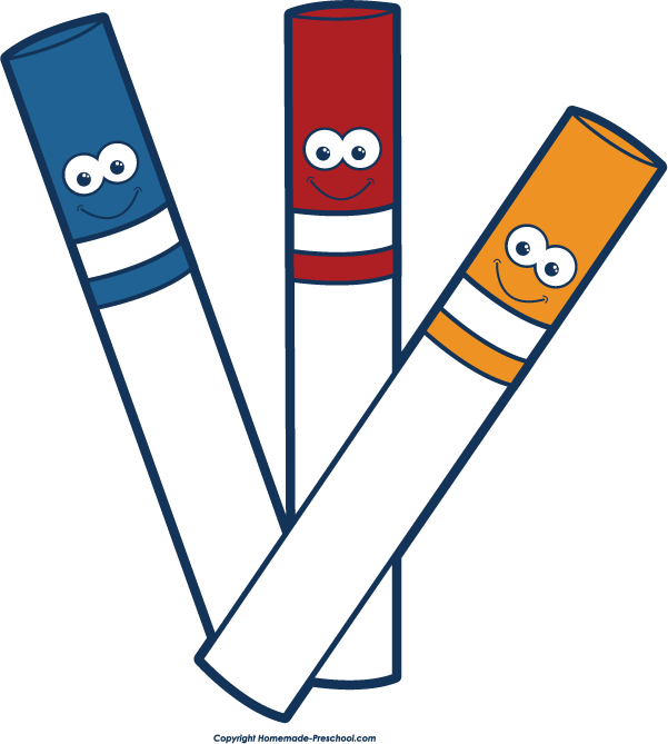 Free Markers Cliparts, Download Free Clip Art, Free Clip Art.