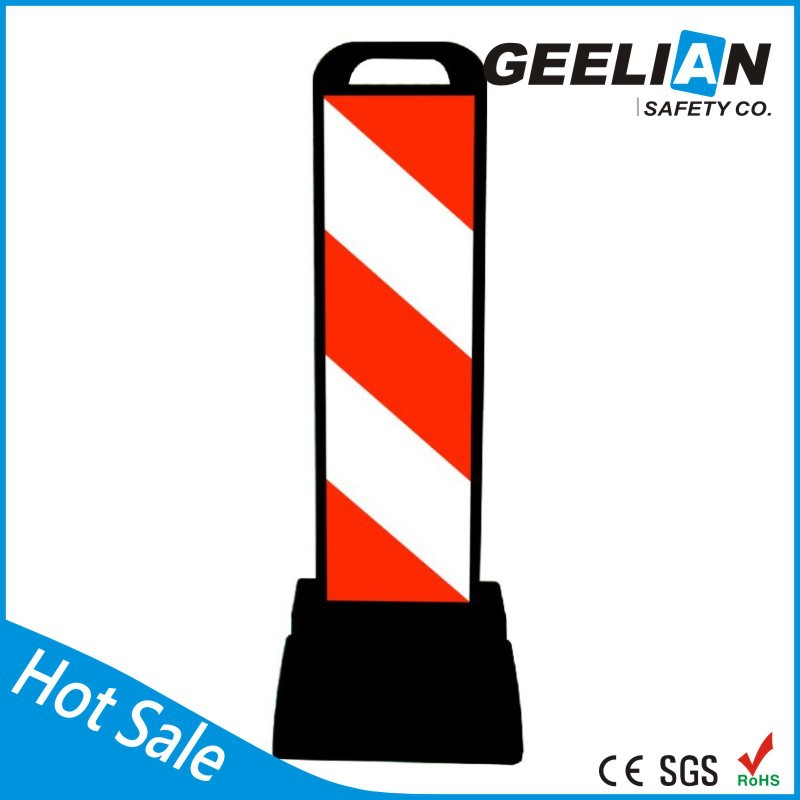 75cm Height Road Marker Posts / Flexible Guide Post / Traffic.