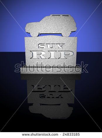 Suv Rip. Stone Tombstone Marker With Engraving Suv Rip On.