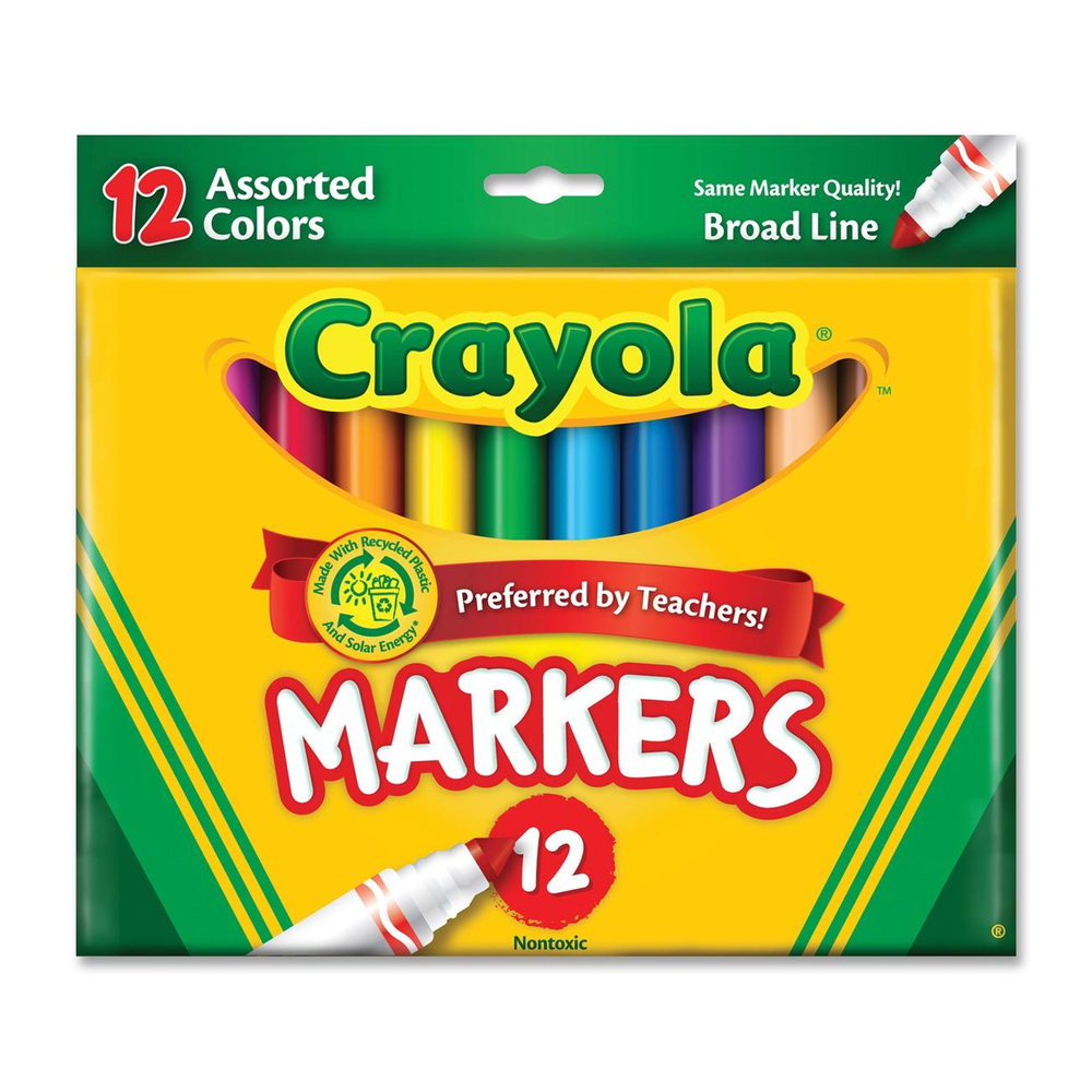 Markers clipart - ClipgroundCrayola Markers Clipart