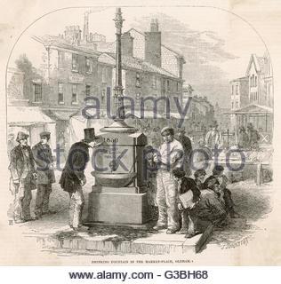 Oldham Market Stock Photo, Royalty Free Image: 41298875.