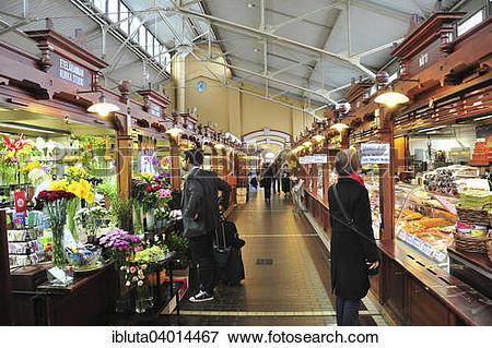 "Picture of ""Old Market Hall Vanha kauppahalli, Helsinki, Finland."