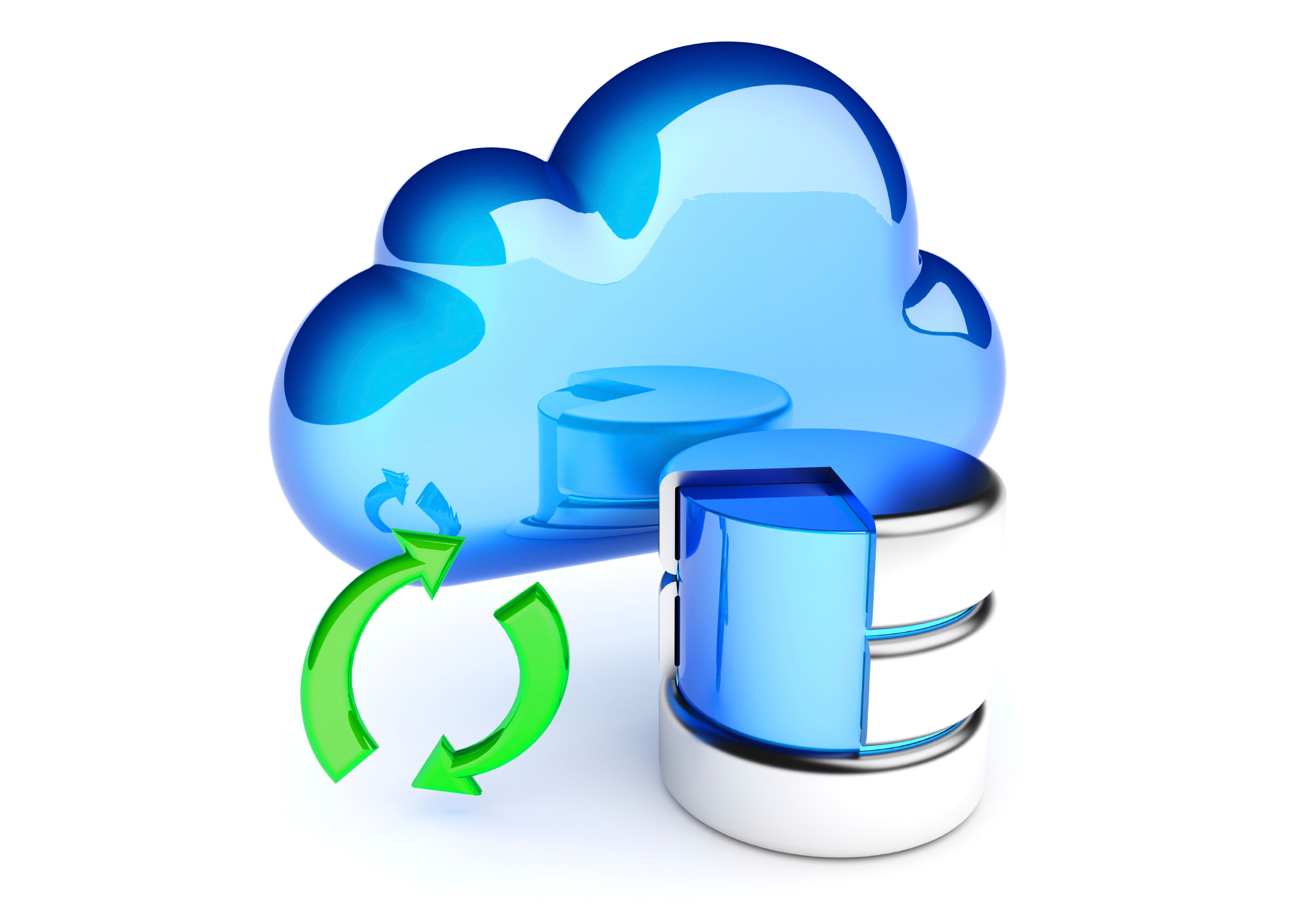 Backing Up Backups: Influence of Cloud Environment on Backup.