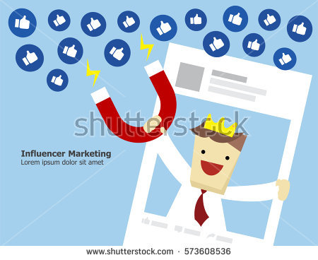 Influence Stock Images, Royalty.