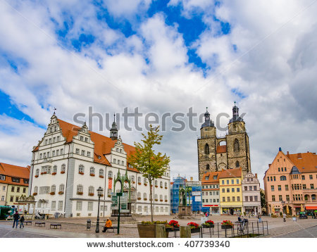 Luther Germany Stock Photos, Royalty.