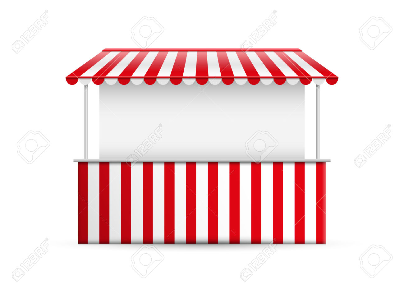 Expo Stand Table : Market stall clipart clipground