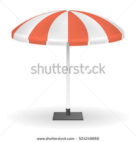 Market Umbrella Fold Stock Photos, Royalty.