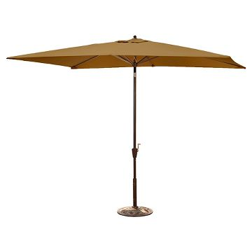 Rectangle : Patio Umbrellas : Target.