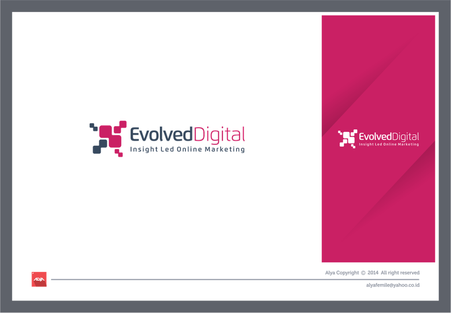 Logo Required for Digital Marketing Agency.