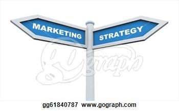 Marketing Plan Clip Art.