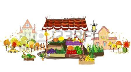 3,271 Marketplace Stock Illustrations, Cliparts And Royalty Free.
