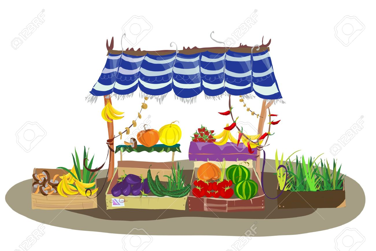 3,640 Marketplace Stock Illustrations, Cliparts And Royalty Free.