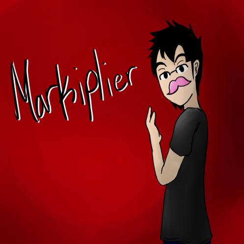 Markiplier Clipart.
